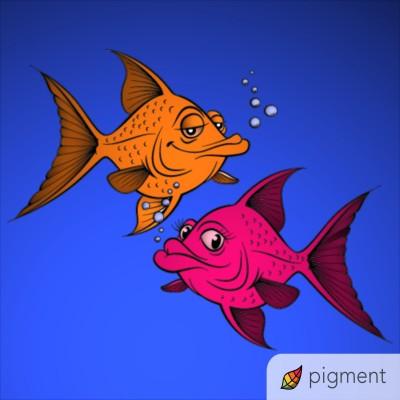 fun cartoons | shawnsmith | Digital Drawing | PENUP