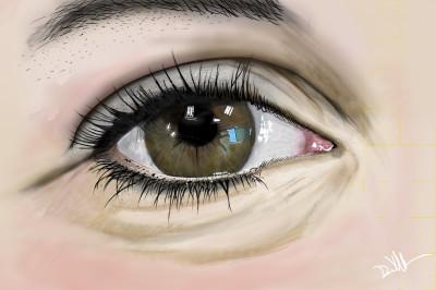 #eye | Lor-Van | Digital Drawing | PENUP