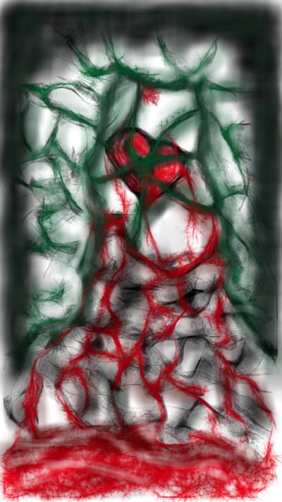 When trouble | Emelia | Digital Drawing | PENUP