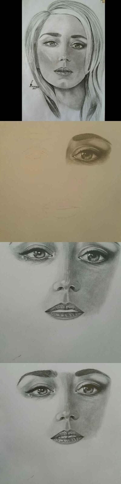 Emily Blunt   venus20   Digital Drawing   PENUP