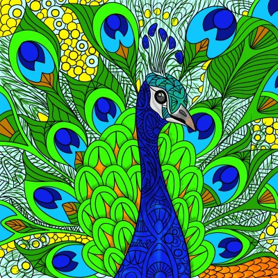 Coloring Digital Drawing   Rajeev   PENUP