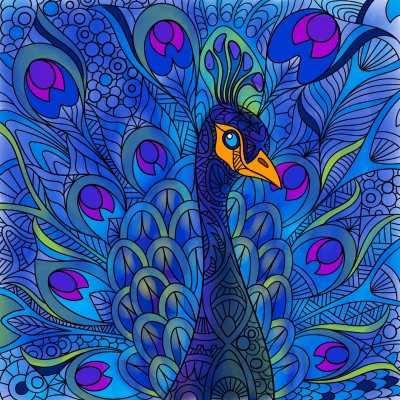 Coloring Digital Drawing   silvy   PENUP