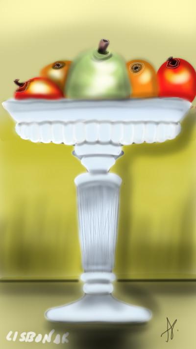 Food Digital Drawing | 1LISBONAK | PENUP