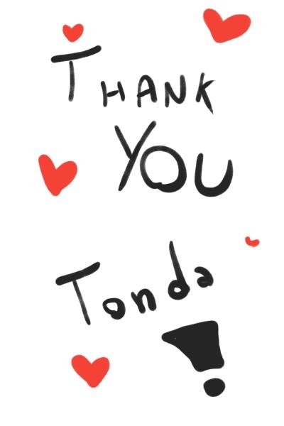 THANK U TONDA SO MUCH!♡ | Sofia | Digital Drawing | PENUP