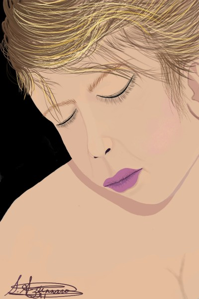 Beauty is only skin deep... | snazz | Digital Drawing | PENUP