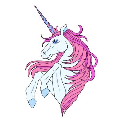 unicorn   lilasmurf   Digital Drawing   PENUP