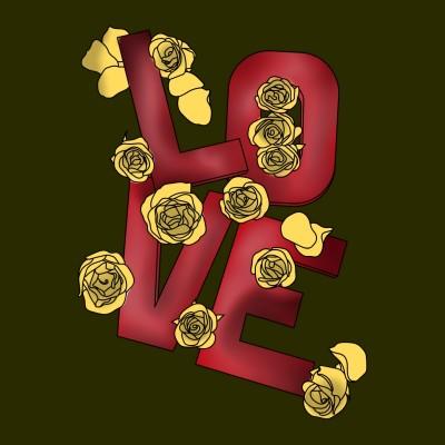 love and roses   yujin1014   Digital Drawing   PENUP