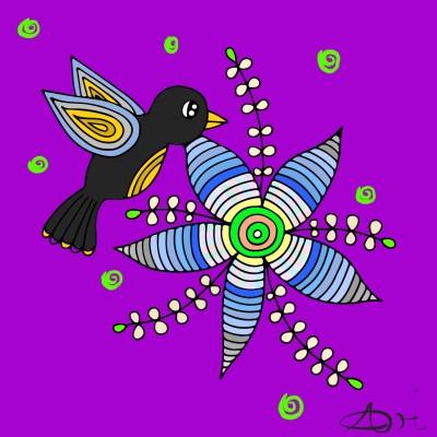 Hypnotized | Avi | Digital Drawing | PENUP