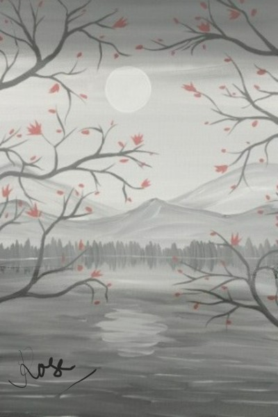 river | rose | Digital Drawing | PENUP