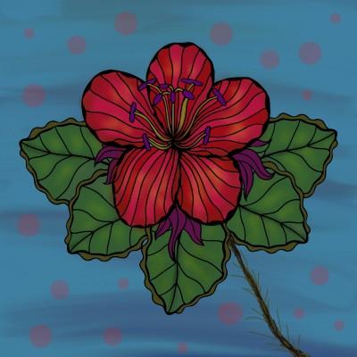 Coloring Digital Drawing | melvinw2u | PENUP