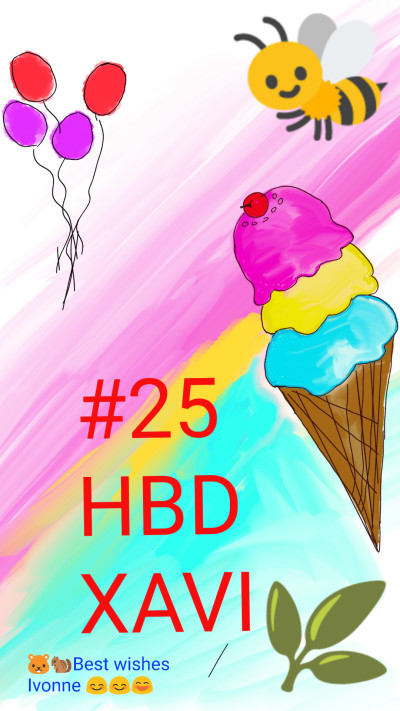 Happy Birthday | Rashi | Digital Drawing | PENUP