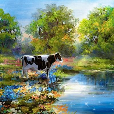 Cow | Gaycouple | Digital Drawing | PENUP