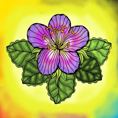 flor | tax | Digital Drawing | PENUP