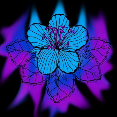 오 | GENJI | Digital Drawing | PENUP