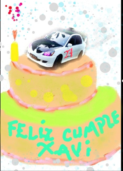 Happy Birthday  Xavi                | Eric | Digital Drawing | PENUP