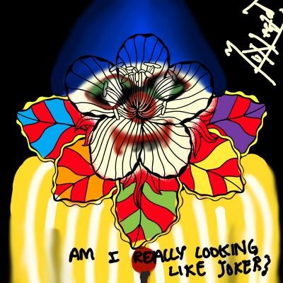 joker | Muneeza | Digital Drawing | PENUP