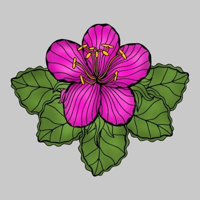 Coloring Digital Drawing | Steffen | PENUP
