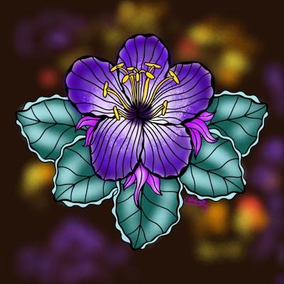 Coloring Digital Drawing | eco | PENUP