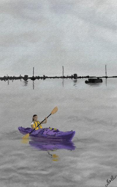 River Rianne | dollshouse | Digital Drawing | PENUP