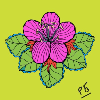Coloring Digital Drawing | powerfather3 | PENUP