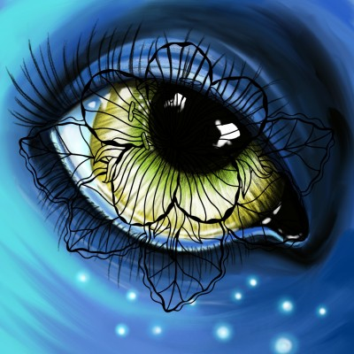 Avatar Eye!! | Prashant | Digital Drawing | PENUP