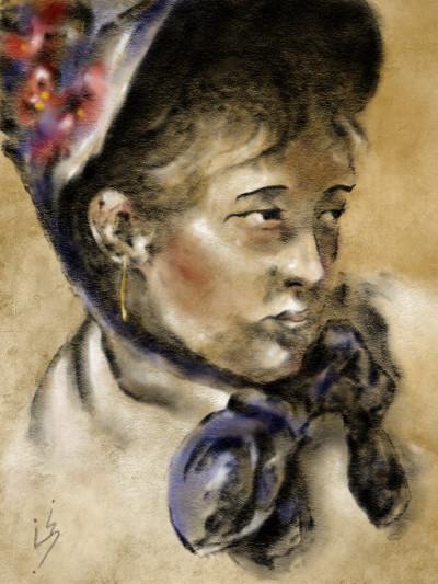 Mary Stevenson    Sisili_i   Digital Drawing   PENUP