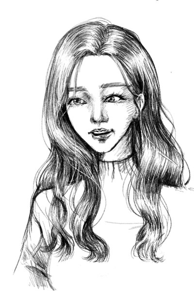 여여 | Ryuryu | Digital Drawing | PENUP