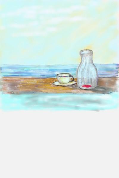 Prova grafica con tablet: natura morta   Giusy   Digital Drawing   PENUP