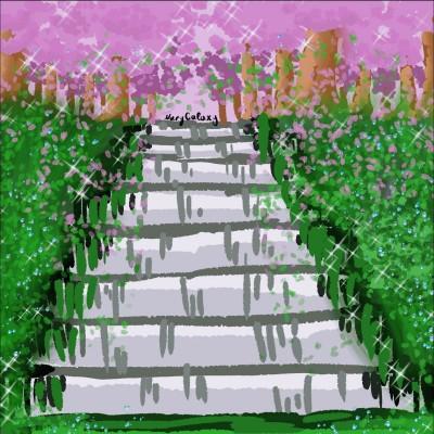 Landscape Digital Drawing | MaryGalaxy | PENUP