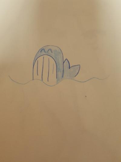 귀요미 고래로 다시 부활!   BIN   Digital Drawing   PENUP