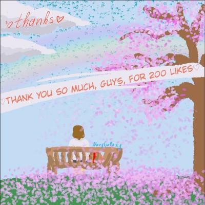 Thank you♡ | MaryGalaxy | Digital Drawing | PENUP
