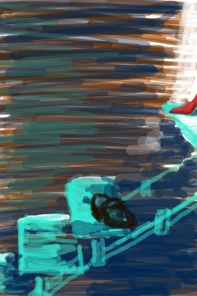a missing man and a pretty good clue   jjw   Digital Drawing   PENUP
