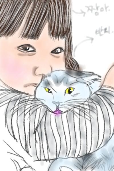 Portrait Digital Drawing   ONE   PENUP