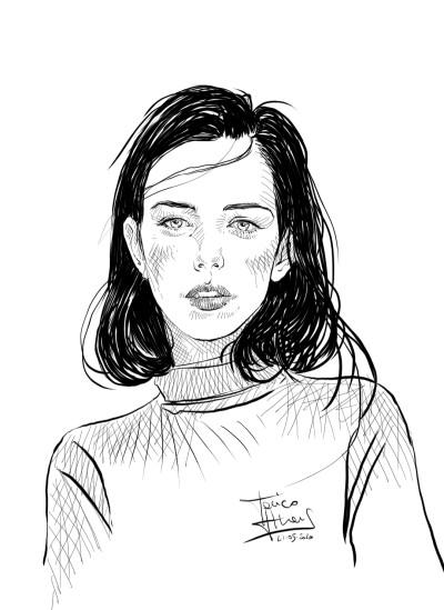 Doodle Digital Drawing | jericojhones | PENUP