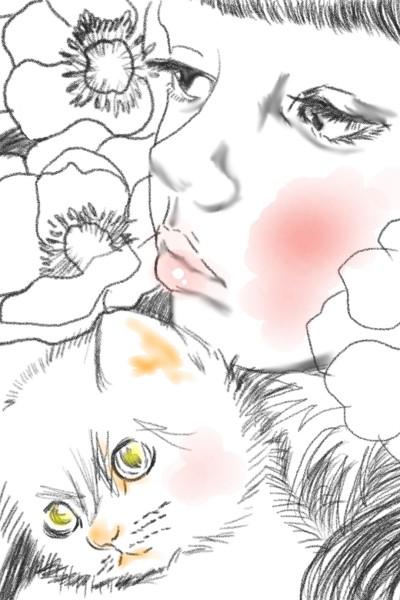 Cartoon Digital Drawing   ONE   PENUP