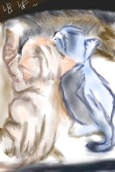 냠냠~   ONE   Digital Drawing   PENUP