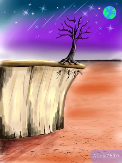 Life, at any cost | ALex7610 | Digital Drawing | PENUP