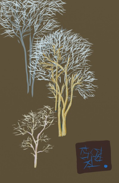 3 tree | cavaca | Digital Drawing | PENUP