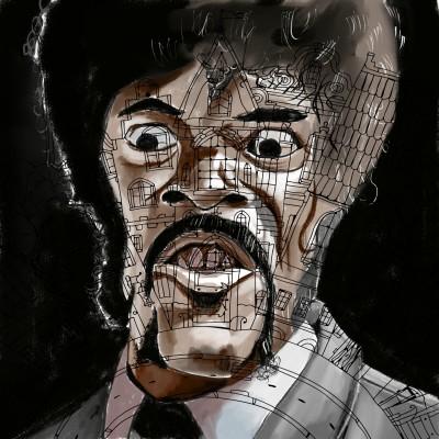 Samuel Jackson | J-O-C | Digital Drawing | PENUP