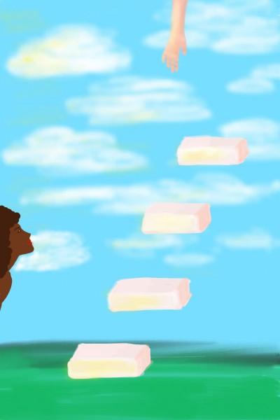 calling to the heaven | rakunzel | Digital Drawing | PENUP