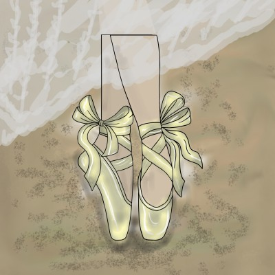 dancing belly shoes  | Sylvia | Digital Drawing | PENUP