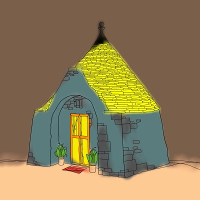 house on mars 2 | Andres | Digital Drawing | PENUP
