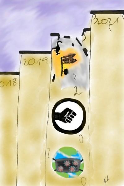 Stairs   Raphii2612   Digital Drawing   PENUP