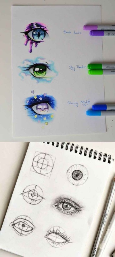 Drawing tips Digital Drawing | sanahojabri | PENUP