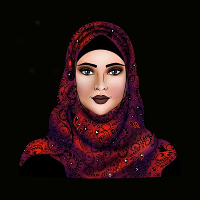lady  | ramdan1111 | Digital Drawing | PENUP