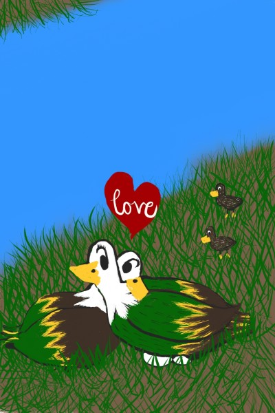 duck | habe | Digital Drawing | PENUP