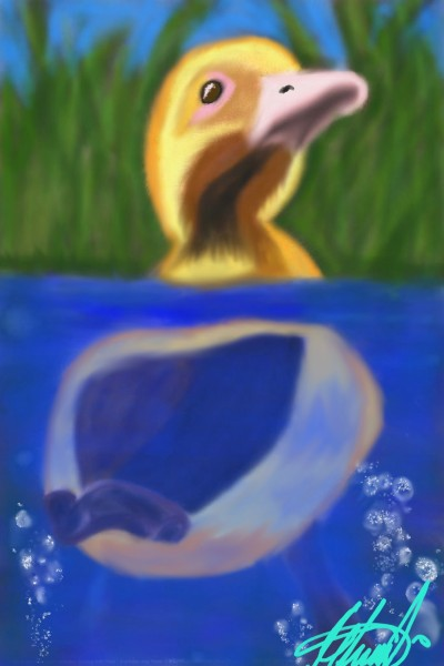 Patito Feo   wera80   Digital Drawing   PENUP