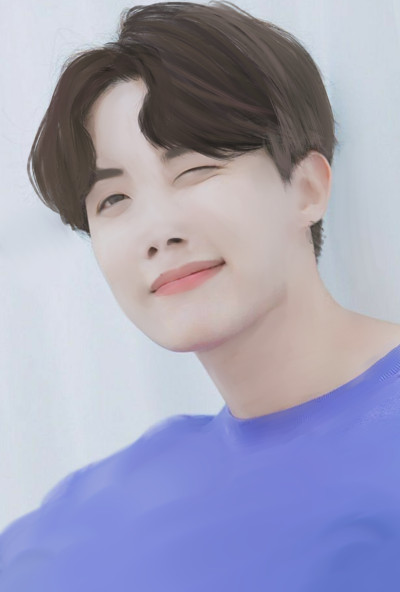 BTS jhope drawing ♡♡ | RINI | Digital Drawing | PENUP