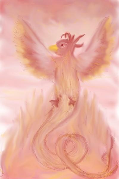 Phoenix | Rhonda | Digital Drawing | PENUP
