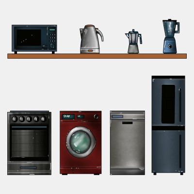 home appliances    ramdan1111   Digital Drawing   PENUP